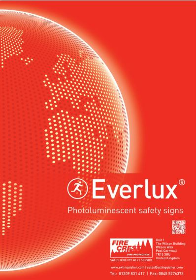Everlux Fire Crest Signage brochure