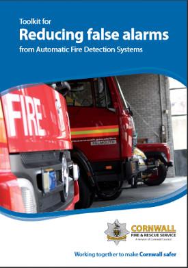 toolkit for reducing false alarms cornwall